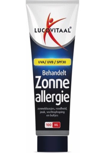 Lucovitaal Zonneallergie Creme 100ml