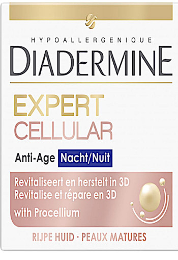 Dia­der­mi­ne DD cel­lu­lar ex­pert 3D night  50 ml