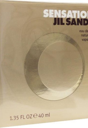 Jil Sander Sensations eau de toilette vapo female (40 ml)