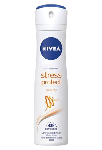 Nivea Deodorant stress protect female spray 150 ml
