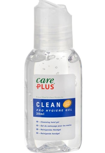 Care Plus Clean pro hygiene handgel 30 ml ( mini )
