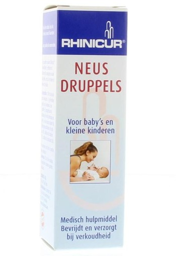 Rhinicur Neusdruppels (20 ml)