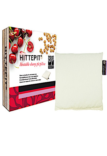 Treets Hittepit Original Square Heatable Cherry Pit Pillow