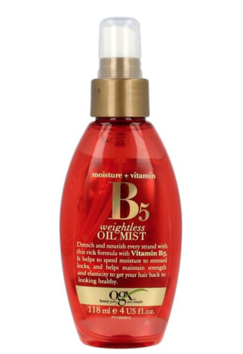 OGX Vitamine B5 oil mist (100 ml)