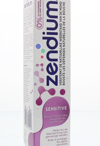Zendium Tandpasta sensitive (75 ml)