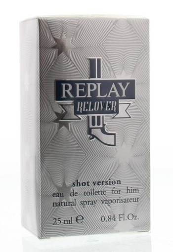 Replay Relover for him eau de toilette (25 ml)