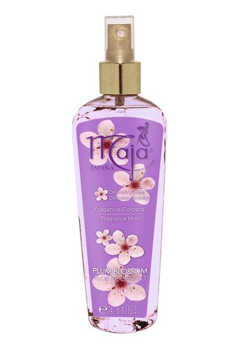 Maja Plum blossom bodysplash lichaamspray (240 ml)