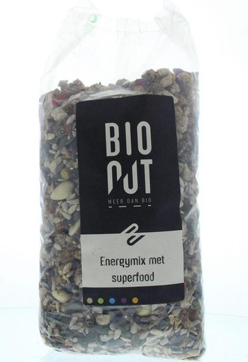 Bionut Energy mix met superfoods (1 kilogram)