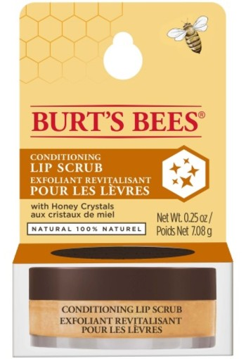 Burts Bees Lip scrub conditioning (7.08 gram)