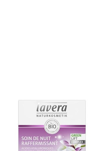 Lavera Nachtcreme/night cream firming karanja F-D (50 ml)