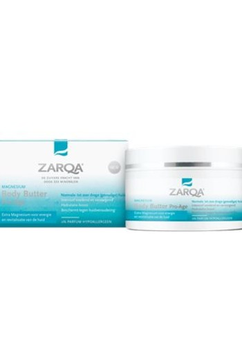 Zarqa Body butter magnesium pro-age (200 ml)