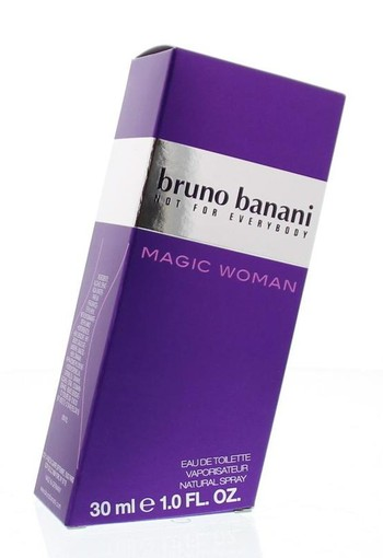 Bruno Banani Magic woman eau de toilette (30 ml)