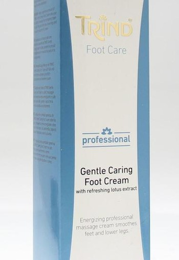 Trind Foot cream gentle care (75 ml)