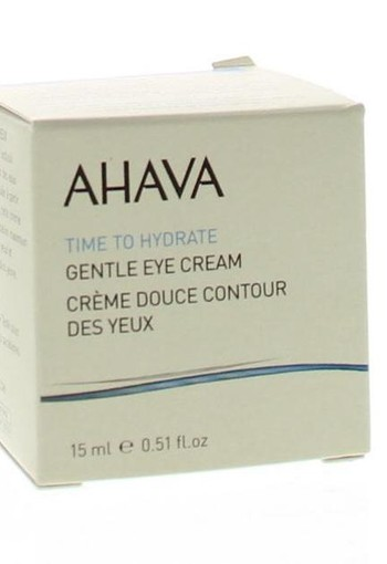 Ahava Gentle eye cream (15 ml)