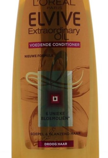 Loreal Elvive cremespoeling extraordinary oil (200 ml)