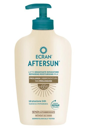 Ecran Sun aftersun bronze (200 ml)