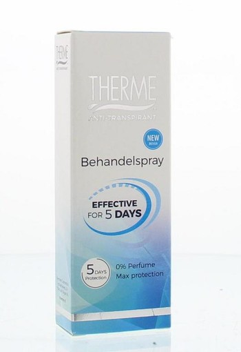Therme Anti transpirant 5 dagen behandelspray (25 ml)