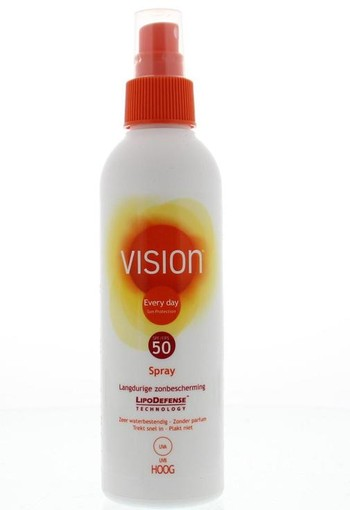 Vision High SPF50 spray 200 ml
