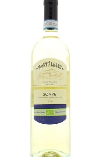 Mont Albano Soave doc wit (750 ml)