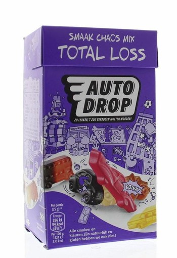 Autodrop Total loss (280 gram)