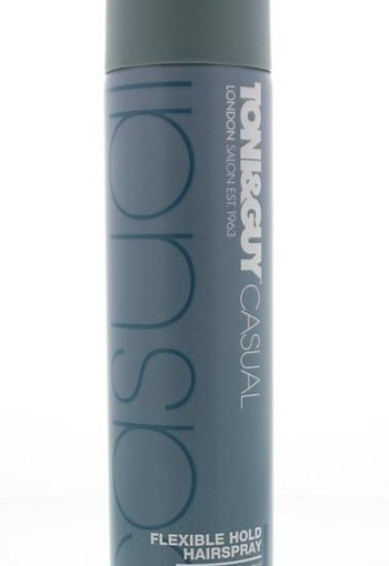 Toni & Guy Haarspray flexible hold (250 ml)