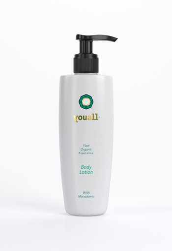 Youall Body lotion organic macadamia (200 ml)