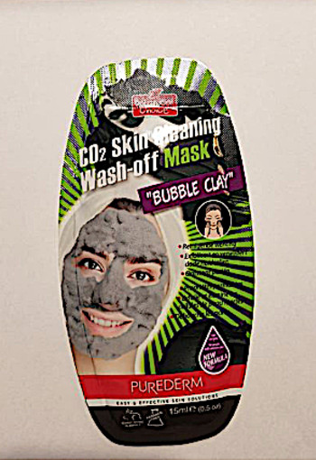Purederm Co2 Skin Cleansing Wash-off Mask