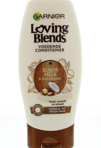 Garnier Loving blends conditioner cocos & macadamia (200 ml)