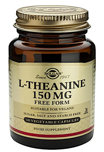 Solgar L-Theanine 150mg (30 capsules)