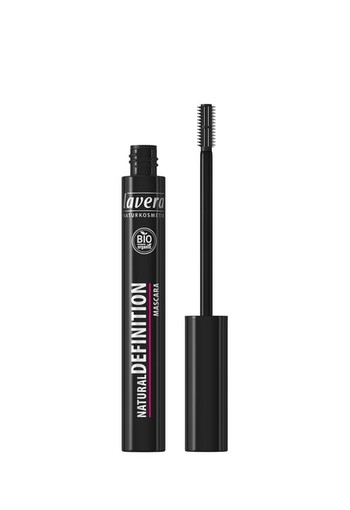 Lavera Mascara natural definition black (8 ml)
