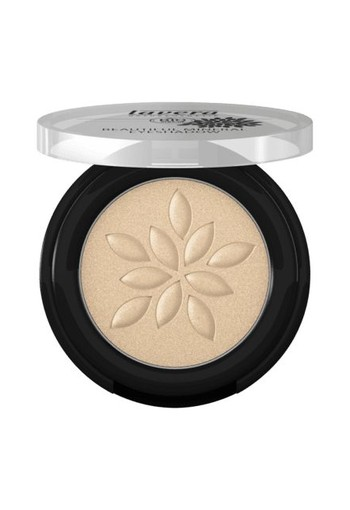Lavera Oogschaduw/eyeshadow beautiful min golden 01 (2 gram)