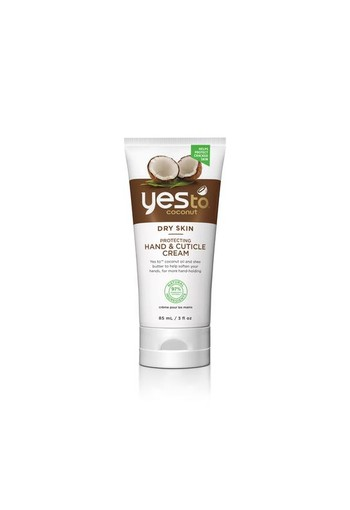 Yes To Coconut Hand & cuticle cream protecting (85 ml)