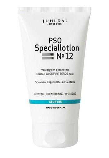 Juhldal PSO Special lotion no 12 (150 ml)