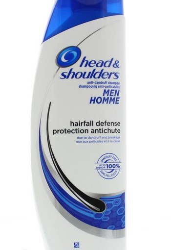 Head N Shoulders Men shampoo (400 ml)