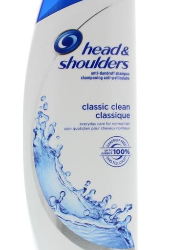 Head N Shoulders Shampoo classic (400 ml)