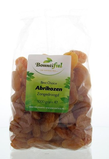 Bountiful Abrikozen (1 kilogram)