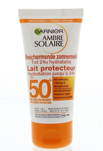 Garnier Ambre sol on the go SPF50 tube (50 ml)