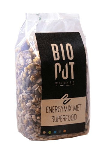 Bionut Energymix superfood (500 gram)