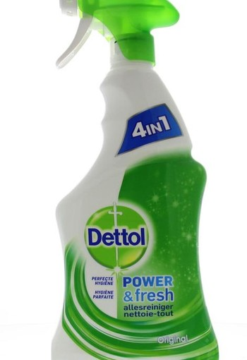 Dettol Allesreiniger power & fresh original spray (500 ml)