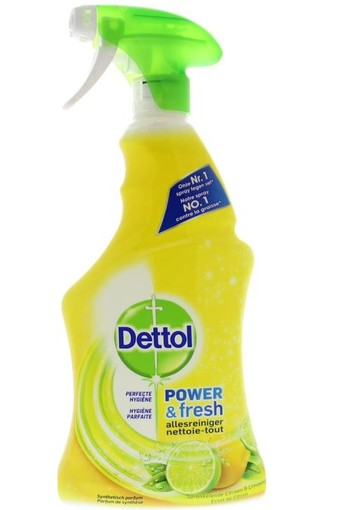 Dettol Multispray citrus (500 ml)