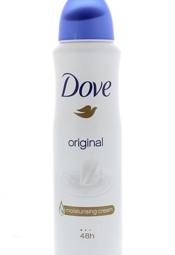 Dove Deodorant spray original 150 ml
