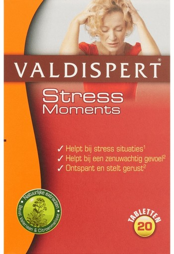 Valdispert Stress Moments 20tb