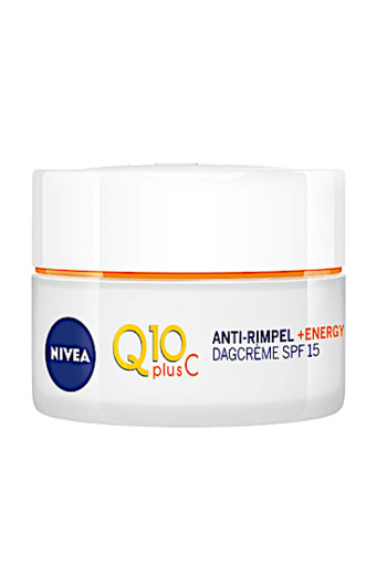 Nivea Q10 plus energy dagcreme factor 15 (50 ml)