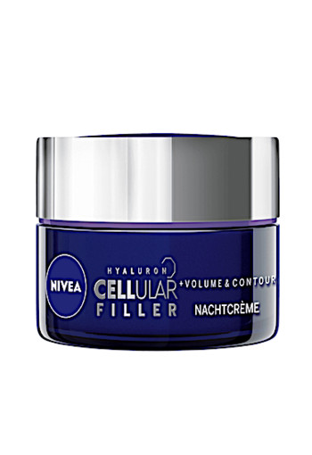 Nivea Cellular filler nachtcreme (50 ml)