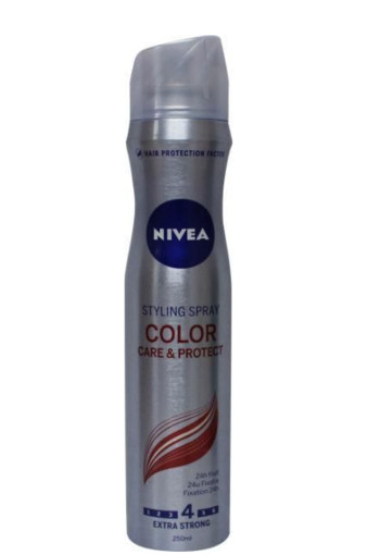 Nivea Hair care styling spray gekleurd haar (250 ml)