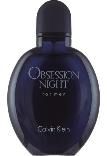 Calvin Klein Obession Night Men Eau De Toilette 125 ml