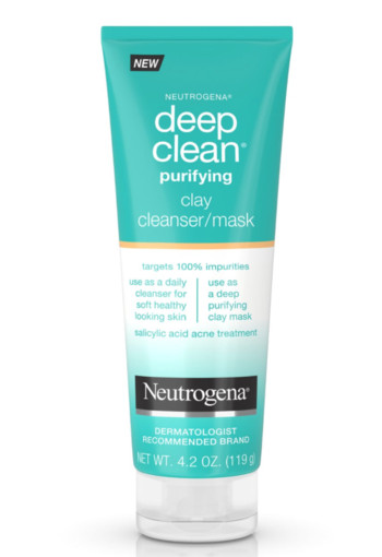 Neutrogena Daily clay mask (150 ml)