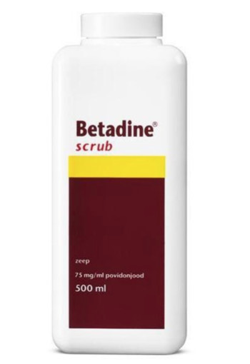 Betadine Scrub (500 ml)