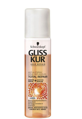 Schwarzkopf Gliss Kur Anti-klit spray deep repair (200 ml)