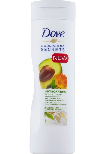 Dove Nourishing Secrets Invigorating Body Lotion 250 ml